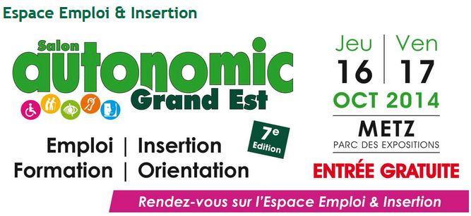 Espace Emploi & Insertion Autonomic Grand Est