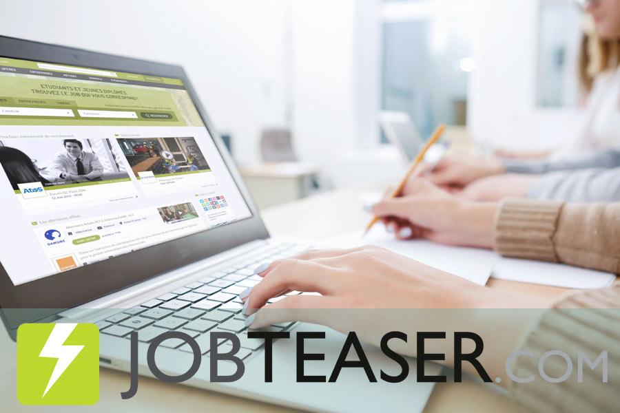 Connaissez vous le concept de JobTeaser, qui vous aide à découvrir votre futur employeur?