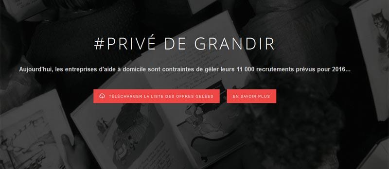 Le collectif #PrivéDeGrandir reçu par le cabinet de la ministre du Travail