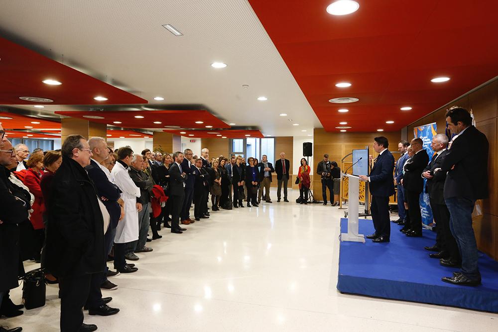 Christian Estrosi annonce la reprise des travaux à l'Hôpital Pasteur 2, à Nice