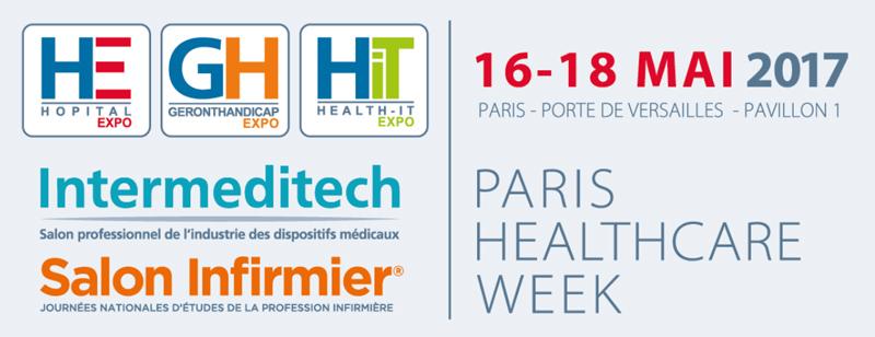 Paris healthcare week - Adresse paris expo porte de versailles ...