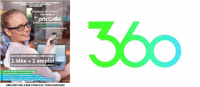 GALILÉ 360° : un concours pour aider les jeunes porteurs de projets et entrepreneurs