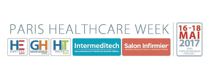 LE RENDEZ VOUS à ne pas manquer : Paris Healthcare Week 2017